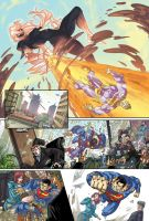 Superman page 4 final net by Elforim