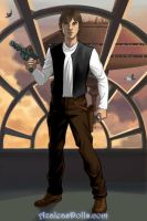 Another Han by EsmeAmelia