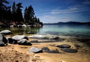 Tahoe Beach 2 by DMMDesign