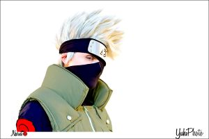 Kakashi Cosplay by YukiSumah