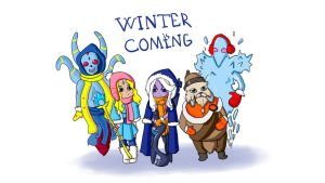 Winter is Coming by 6atty
