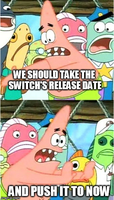 We should take the Switchs release date... by Claire-Petal-Splash