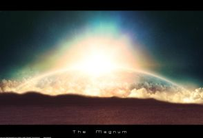The Magnum by izoKaMx