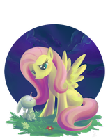 Fluttershy by Lucia-Conchita