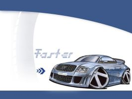 --Faster-- by SmoothSqu4d