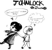 Johnlock- ohlook!! by SWEETLEMONLOVE