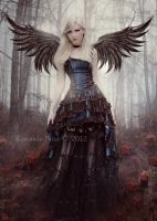 Black Angel by Aeternum-designs