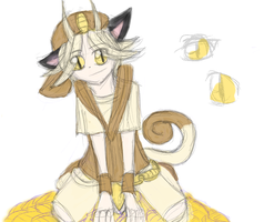 Niko - UNFINISHED REF by TheRebelPhoenix