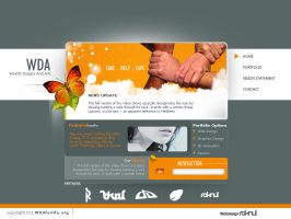 WDAforlife.org by WorksByRaj