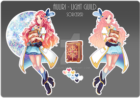 [CLOSED] AULIRI: Sorcerer by misuuri