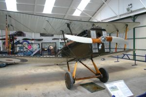 royal aircraft factory SE5a by Sceptre63