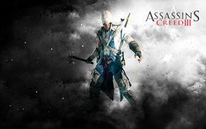 Connor Kenway Warfigther by alif32