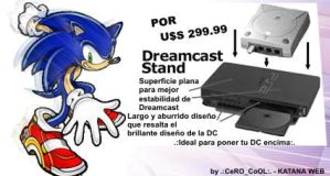 Dreamcast Stand by DreamcastClub