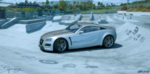 Audi aQa version-3 5 by cipriany