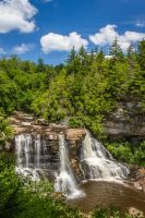 Blackwater Falls by Earth-Divine