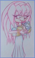 Sky And Her Son by Sky-The-Echidna