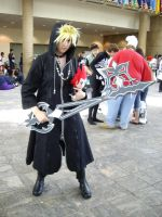 Roxas Cosplay full by Devils-Fantasy21
