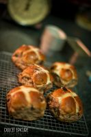 Hot Cross Buns by DulcetEpicure