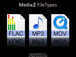 Media2 FileTypes by monolistic