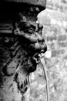 Venetian Water Fountain by Animecowboy