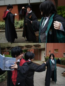 Y. Severus Snape XIV by The-Oncoming-Storm
