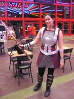 Lady Sif Cosplay by MeltingRoses