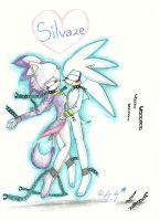 Silvaze: Chains by ShootingStar2552