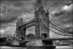 Tower Bridge by vesparia