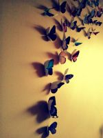 Flight of the Butterflies by Epiphanous