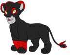 Art Trade: Kaidi by Howie62