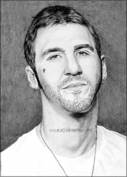 Sully Erna 01 by Ilojleen