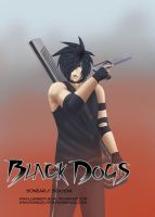 Black Dogs Poster :3 by Luminent-Soul