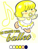 be inlove with ballet by jeffbedash325