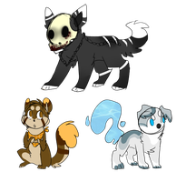 Name Your Price Adopts -open- by Llamadopts