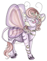 Neopets Art Trade: Kauelle by Blesses