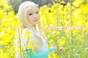 Honey and Clover-Hanamoto Hagumi 07 by MissAnsa