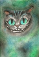 Cheshire Cat by eef25