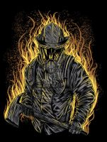 FireFighter by Fad-J-Rial