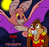 Dale And Foxglove by TheEdMinistrator765