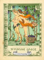 Winsome Grace by TheMaleNudeStock