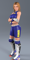 Tina Armstrong-Render by Dizzy-XD