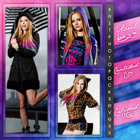Photopack 1806 - Avril Lavigne by BestPhotopacksEverr