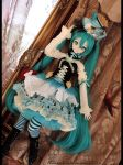 Hatsune Miku Teacup Alice Version DD by keelerleah
