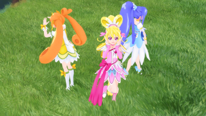 [MMD] Where is Cure Sword?? by Doremi391