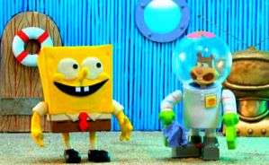 SpongeBob on Robot Chicken by Spongefifi