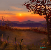 Indian Summer by Sillybilly60