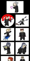 Organisation XIII: Spare Time by blablachn