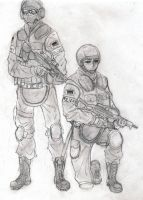 The German GSG-9 by Hiko43
