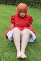 Ponyo has feet! by Michi-Fox