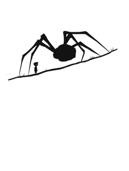 LIMBO - Spider by QuestionSleepZz